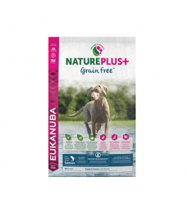 Nature Plus+ Puppy All Breed Salmon Grain free