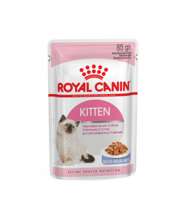 Kitten Instinctive Pouch ( Jelly ) 85gr.