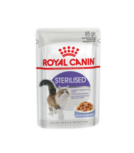Sterilised Pouch ( Jelly ) 85 gr