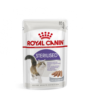 Sterilised Pouch (in loaf) 85 gr.
