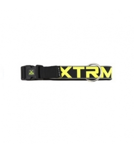 Collar X-TRM Nylon para Perro Color Negro