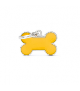 Basic Handmade Bone Small Yellow (1)