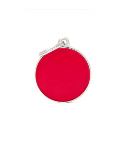 Basic Handmade Big Red Circle (1)