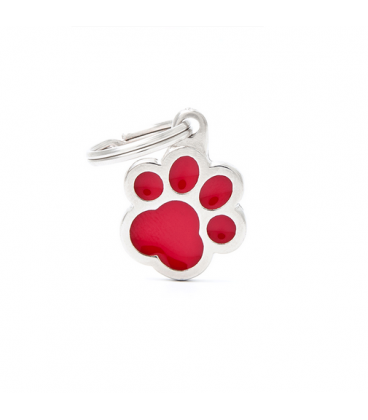My Family-Classic Paw Red (1)