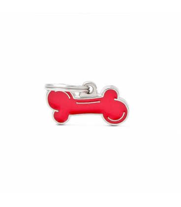 My Family-Classic Bone Small Red (1)