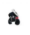 My Family-Poodle Negro (1)
