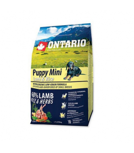 Superpremium Puppy Mini Cordero y Patata (1)