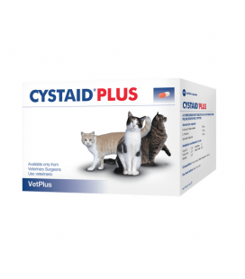 Cystaid Plus para Gato (1)
