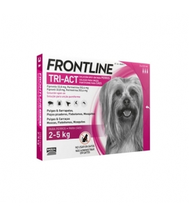 Frontline Tri-Act 2-5 KG