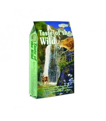 Taste Of The Wild-Wild Rocky Mountain Feline Formula (1)
