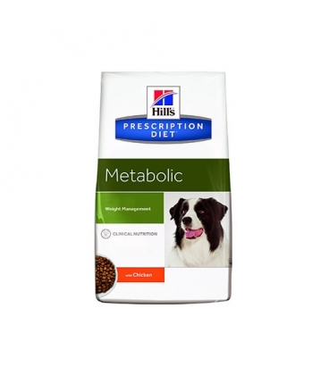 Hills Prescription Diet-PD Canine Metabolic. (1)