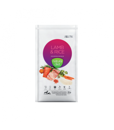 Natura Diet-Lamb & Rice (1)