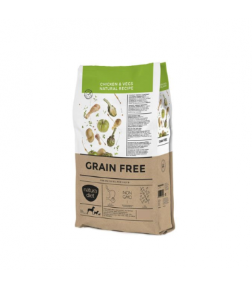 Natura Diet-Grain Free Chicken & Vegs (1)