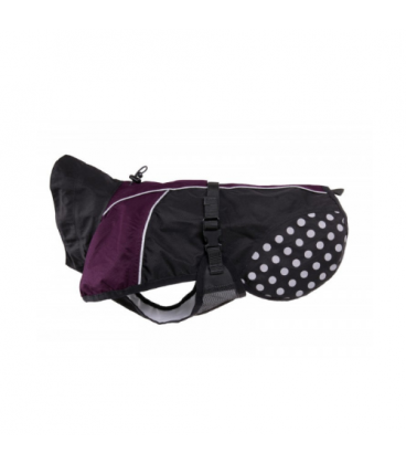 Impermeable Beta Pro Color Morado para Perro (1)