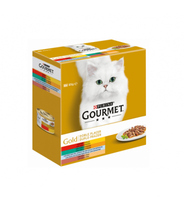 Gourmet Gold-Pack Doble Placer Surtido (1)