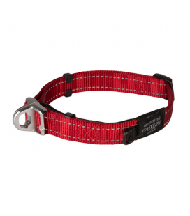 Collar Safety Color Rojo para Perro