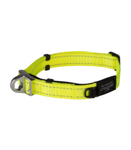 Collar Safety Color Amarillo para Perro