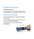 Rogz-Collar Safety Color Azul para Perro (2)