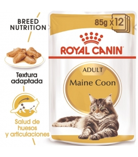 Maine Coon Pouch