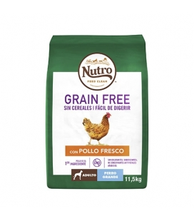 Feed Clean Adulto Razas Grandes Pollo Grain Free