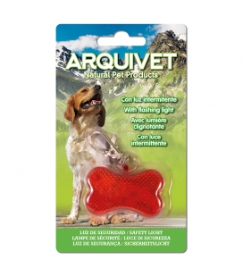 Arquivet Flasher forma hueso -