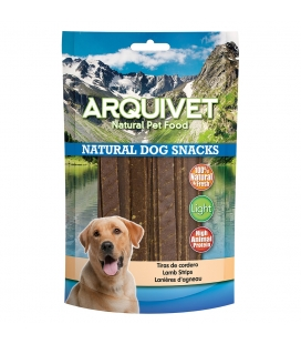 Arquivet Tiras de cordero Natural Dog Snacks