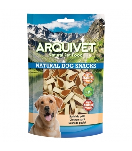 Arquivet Sushi de pollo Natural Dog Snacks