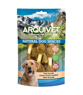 Arquivet Pesas de pollo Natural Dog Snacks