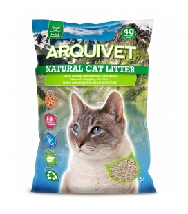 Arquivet Natural Cat Litter 5 Natural Cat Litter
