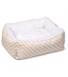 Puppy Rest Bed Nappy Pink