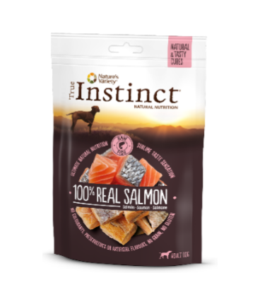 Natural Tasty Cubes Salmon