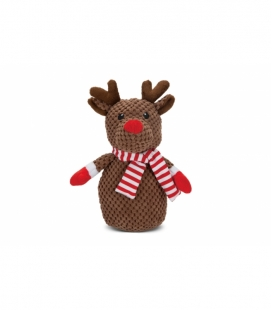 BEEZTEES PELUCHE WINTER REINDEER MARRÓN