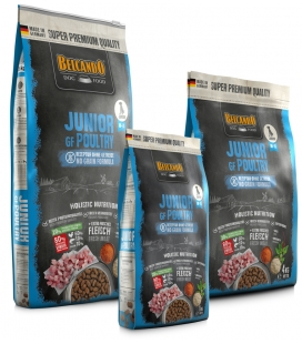 Junior Poultry Grain Free