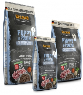 Puppy Poultry Grain Free