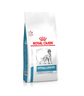 Royal Canin Veterinary Hypoallergenic Moderate Calorie para Perro