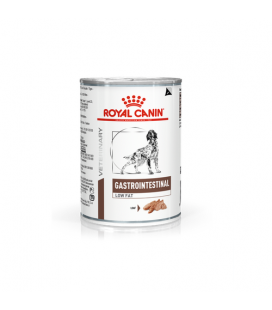 Royal Canin Veterinary Gastro Intestinal Low Fat 410gr para Perro.