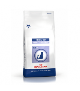 Royal Canin Vet Care Neutered Satiety Balance para Gatos