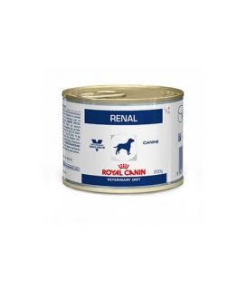 Royal Canin Veterinary Renal Lata 200gr para Perro
